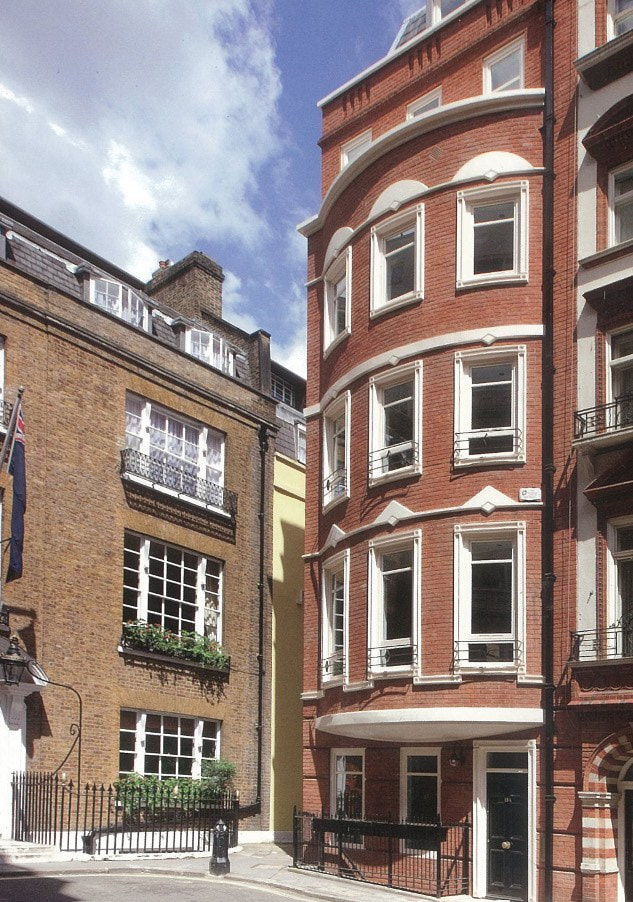Simon Garfield property case study, Hearst UK Ltd, 72 Broadwick Street, London W1